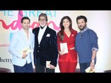 UNCUT: Shilpa Shetty's 'The Great Indian Diet' Book Launc h - Amitabh Bachchan, Anil Kapoor