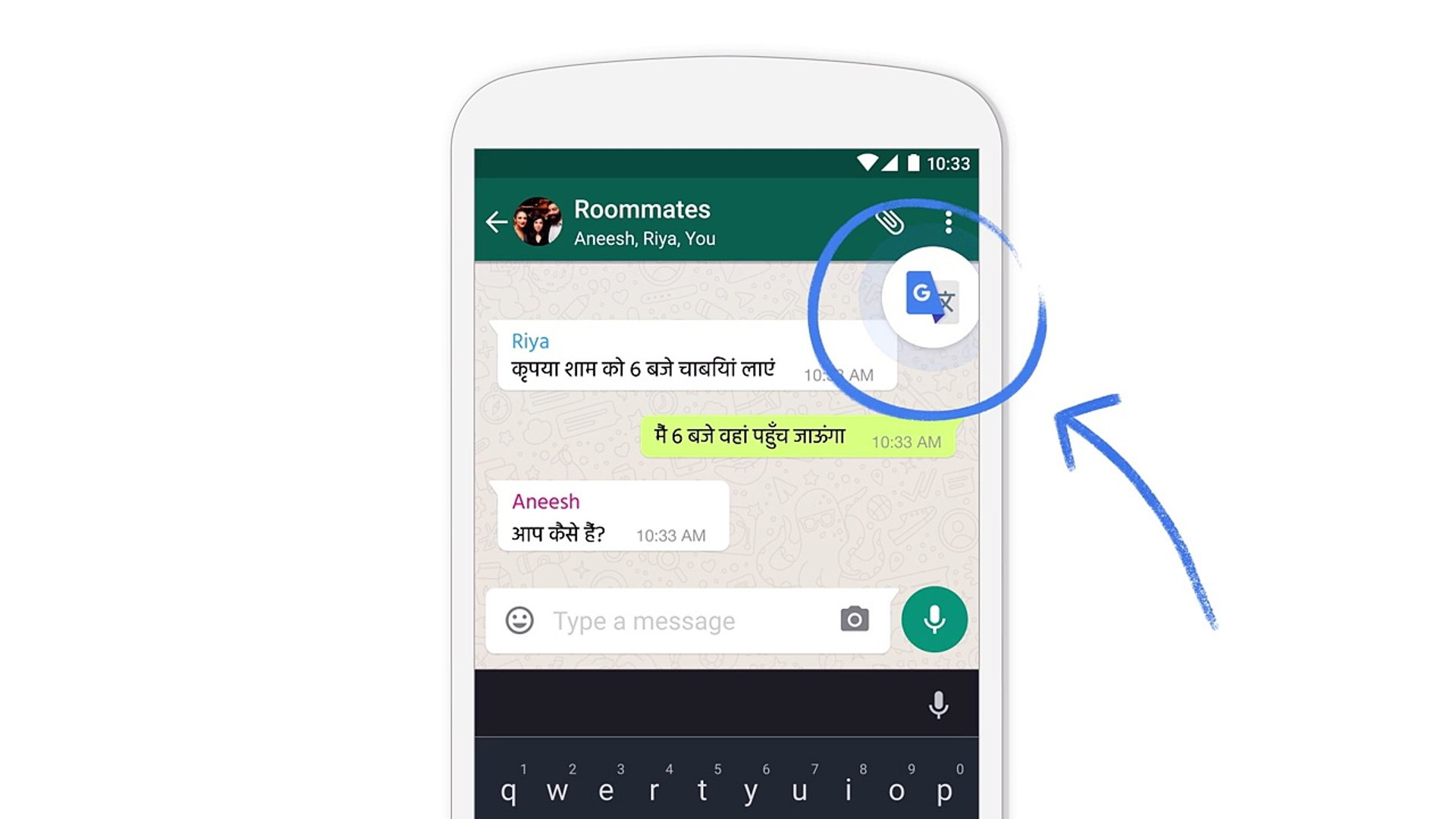 Introducing Tap to Translate - Google Translate