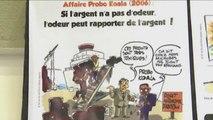 Côte d'ivoire, Exposition de dessins satiriques à Abidjan