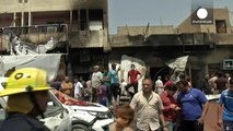 Iraq: tre attentati vicino a Baghdad, 90 morti