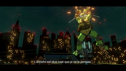Teenage Mutant Turtles : Des Mutants à Manhattan - Leonardo de Teenage Mutant Ninja Turtles: Mutants in Manhattan