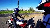 Geneva Rider - Wheel, Burn, +2000 Motards, Un Pilote...