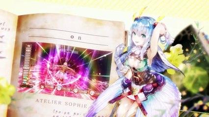 Trailer officiel  de Atelier Sophie : The Alchemist of the Mysterious Book