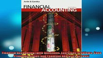 FREE PDF  Financial Accounting with Questions Exercises Problems Case Problems Cases and Thomson READ ONLINE