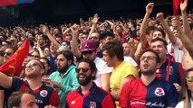 Derby Sampdoria - Genoa 08-05-16 3 - 0 Gradinata Nord e Un Giorno all'improvviso....!!!.