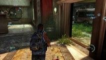 The Last of Us® Remastered : Katon art of The Last Ninja left behind