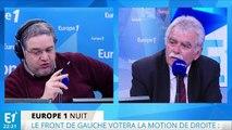 """André Chassaigne (Front de gauche) : """"Avant de faire tomber le gouvernement, faire tomber la loi Travail"""""""