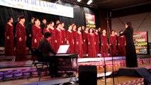 Rencontre chorales 2016 - Chorale de Fo Shan (Chine) - Panis Angélicus