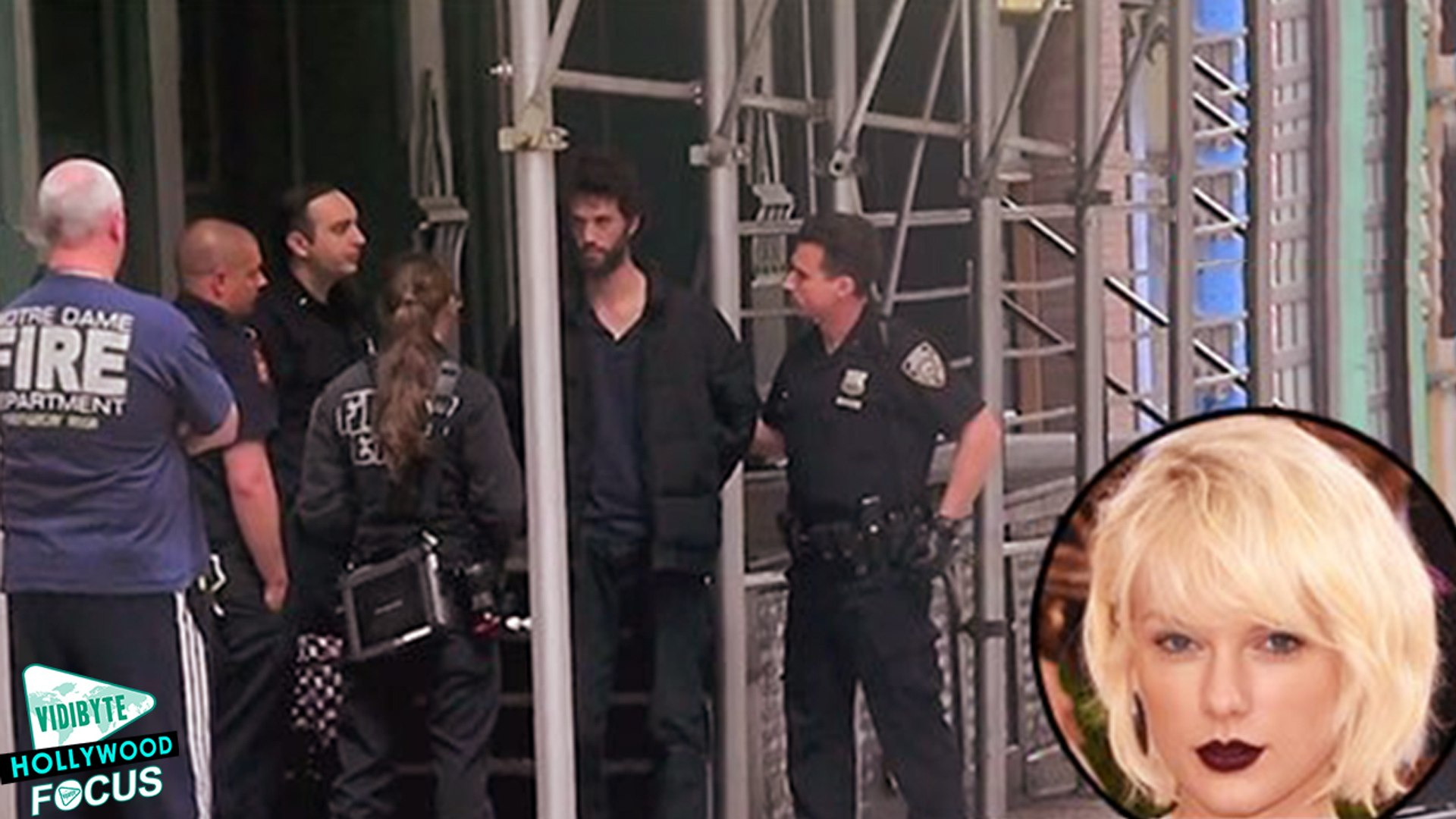 Taylor Swift Suspicious Man Arrested Outside Home