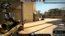 kennyS - stream de_mirage - ez game