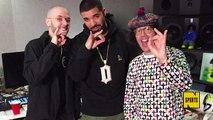 Drake Talks Shaq vs. Kobe Rapping