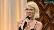 Taylor Swift Receives 'Taylor Swift Award'