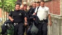 La présence de militaires dans les prisons permet de mobiliser 40 policiers de moins par jour