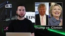 Donald Trump DEFEATS Hillary Clinton in New Poll—We Need Bernie Sanders!