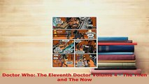 Download  Doctor Who The Eleventh Doctor Volume 4  The Then and The Now Free Books