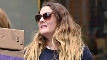 Drew Barrymore quiere 'tiempo con amigas' luego de solicitar su divorcio