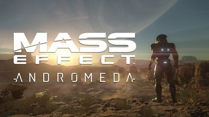 MASS EFFECT  ANDROMEDA Official E3 2015 Announce Trailer
