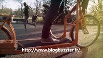 Le lopifit :  le tout nouveau concept du tapis de course sur roues !