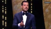 Laurent Lafitte Clashe Woody Allen à Cannes