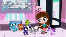 Littlest Pet Shop The Littlest Pet Shop Pets (Multilanguage)