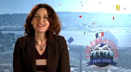 Module Célébrations 2016 : Isabelle Astier
