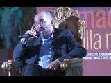 Caserta - Giuseppe Tornatore alla Reggia intervistato da Walter Veltroni (11.05.16)