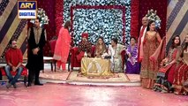 ARY Digital helps actress enter into wedlock in 'Good Morning Pakistan' - 12th May 2016