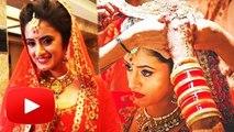 Mihika Verma's WEDDING ALBUM - Yeh Hai Mohabbatein Actress