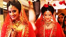 Mihika Verma's WEDDING ALBUM - Yeh Hai Mohabbatein Actress