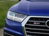 Essai Audi SQ7 2016