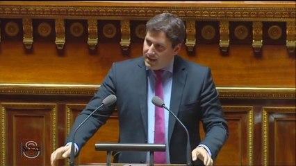 Intervention pour la proposition de loi permettant de rallonger d'un an les nouvelles intercommunalités