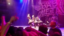 Babymetal (Catch Me if You Can w- intro solo) @ Fillmore, MD 5-10-2016