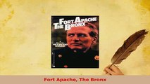PDF  Fort Apache The Bronx Download Online
