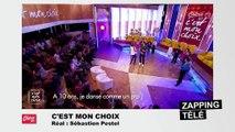Evelyne Thomas danse sur Dirty Dancing ! - ZAPPING TÉLÉ DU 12/05/2016
