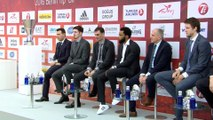 Turkish Airlines Euroleague Final Four Opening Press Conference
