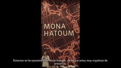 Exposicion Mona Hatoum en Tate Modern Londres