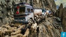 Les 14 routes les plus dangereuses du monde