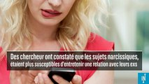 Toujours ami(e) avec votre ex, vous êtes peut-être un(e) psychopathe narcissique