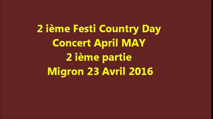 April may concert partie 2