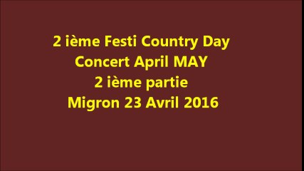 April may concert partie 2