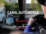 Auto Ecole à Courcouronnes. Canal Auto Ecole.