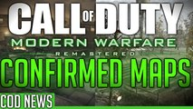 MODERN WARFARE REMASTERED CONFIRMED MAPS! | INFINITE WARFARE BETA?! (COD NEWS) By HonorTheCall!