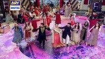 'Shakar Wandaan Re' Faysal Qureshi & Meera rocks in 'Good Morning Pakistan' stage