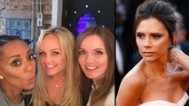 Victoria Beckham Stuns in Cannes as Her Spice Girls Bandmates Reunite in London