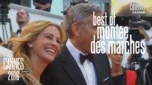Money Monster - Montée des Marches par Laurent Weil - Cannes 2016 CANAL+