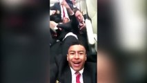 Lingard & Utd players Reacted to the Team Bus Being Attacked West Ham United vs Man United