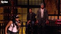 "Gina Rodriguez performs Lil' Wayne's ""A Milli"" Lip Sync Battle"