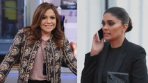 Rachel Ray Reveals Her Gift to Rachel Roy … as Roy Steps Out After Beyonce Drama