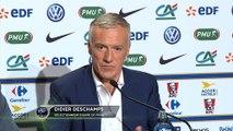 Bleus - Deschamps justifie l'absence de Ben Arfa