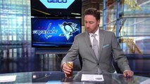 Sports Reporter Drinks On Air After Washington Capitals Loss